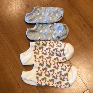 NWOT set of 2 American eagle outfitters socks